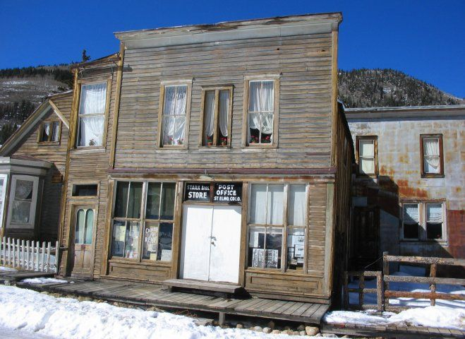 121 best images about wild west on pinterest the old for St elmo colorado cabins