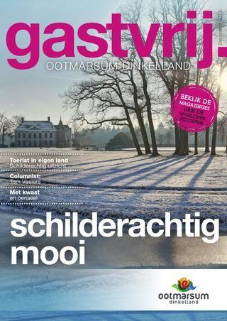 Ontdek Kunst in Ootmarsum, laat je creativiteit zien tijdens een workshop en lees mee met de columnisten.