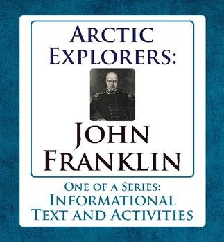 John Franklin: Arctic Explorer includes a two-part informational text about the explorer, focusing on his achievements in the Arctic. Each of the two passages also include:--- a vocabulary activity: six words to watch for are listed on each text page and on the activity page for each passage students then match the word with its definition--- comprehension questions;--- an organizer to complete (with both factual and opinion questions - students can be instructed to use complete sentences…