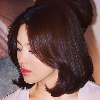송혜교 단발