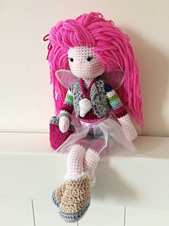 Amigurumi Tooth Fairy : 17 Best images about tooth fairy pillows on Pinterest ...