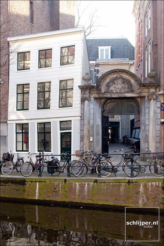 Studeren aan de Amsterdam Oudemanhuispoort!