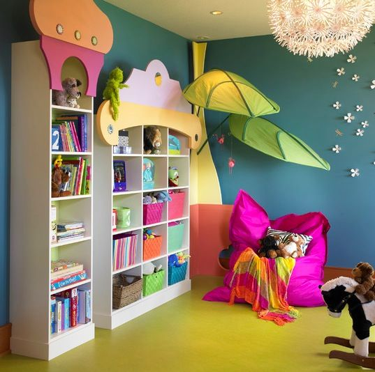 kids playroom ideas | Imaginative Kids' Playroom Ideas for your Little Ones | Home Staging ...