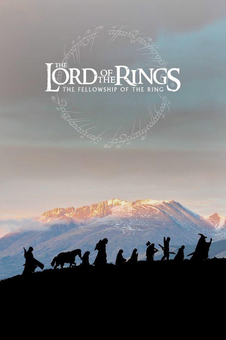 반지의 제왕 영화 포스터 호빗 반지의 제왕