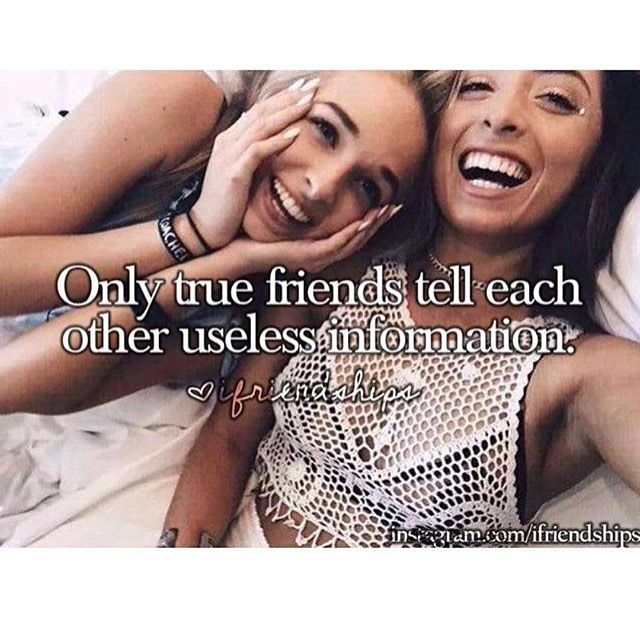 Top 100 bff quotes photos Tag a friend who you have sleepovers with💖  #bffquotes #sleepovers
