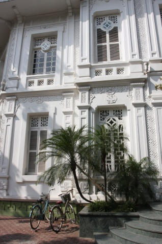 French Colonial Architecture in Hanoi