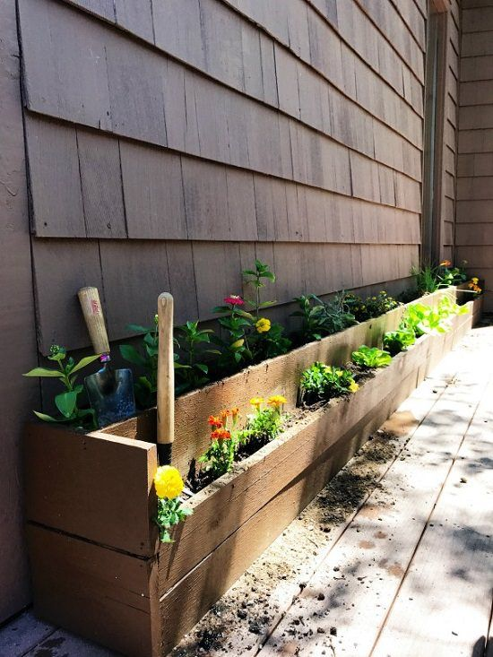11 Deck Vegetable Garden Ideas To Grow More In Less Space With