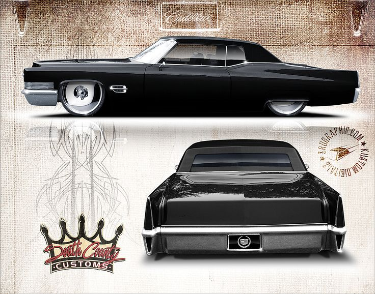 Old School Cadillac DeVille | 1970 Cadillac Deville by ...