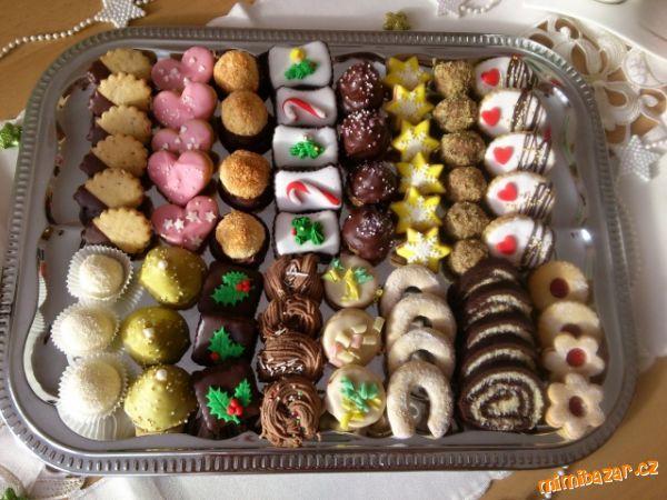 Vánoční cukroví + recepty
