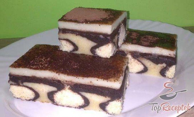 ,,Reggeli harmat,, sütemény | TopReceptek.hu