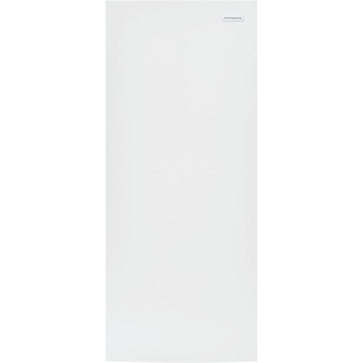 Frigidaire 16 cu ft frost free upright freezer in white