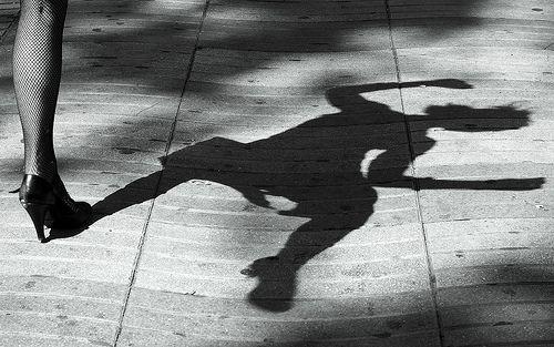 Joker shadow by ita145117, via Flickr
