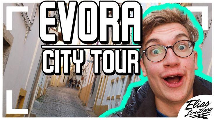 Evora Portugal City Tour!!