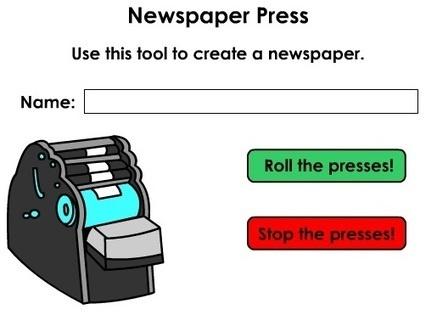 Creación, fácil y sencilla, de un periódico online