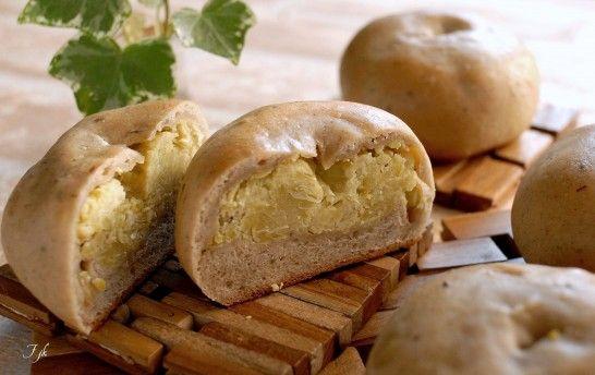 うぐいすパン