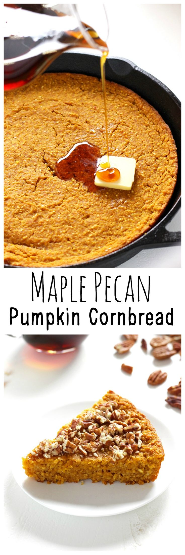... Bread - Cornbread on Pinterest | Pumpkins, Pecans and Corn muffins