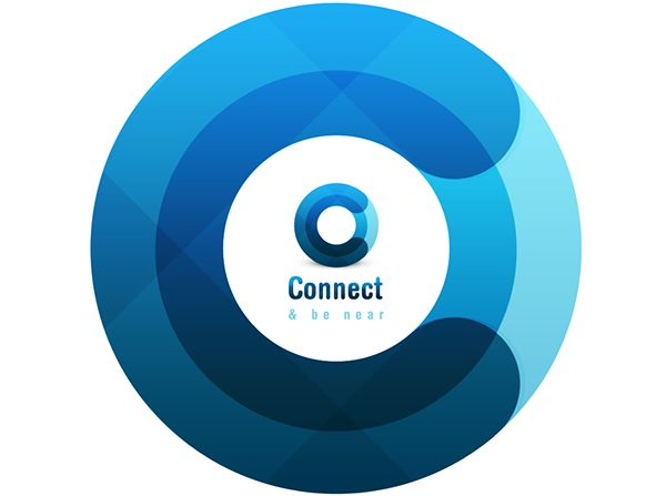 Connect Logo on Behance