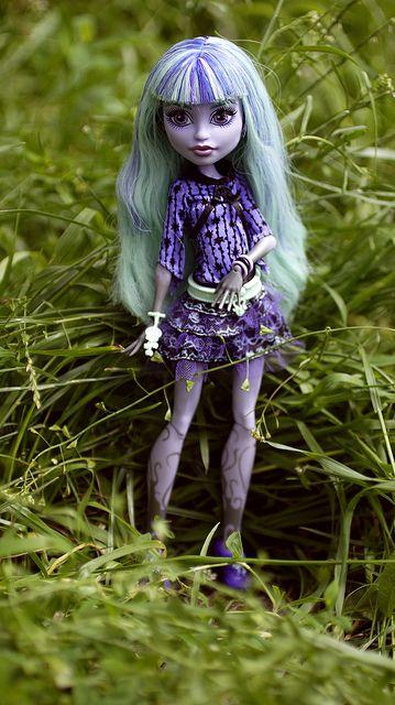 Monster High Twyla doll