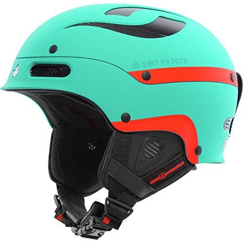 Sweet Protection Trooper Helmet Powertool Green, M/L