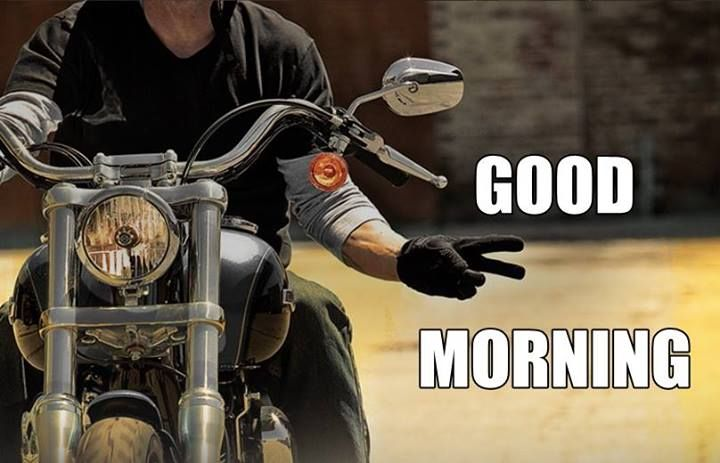 Good Morning. Harley-Davidson of Long Branch www.hdlongbranch.com