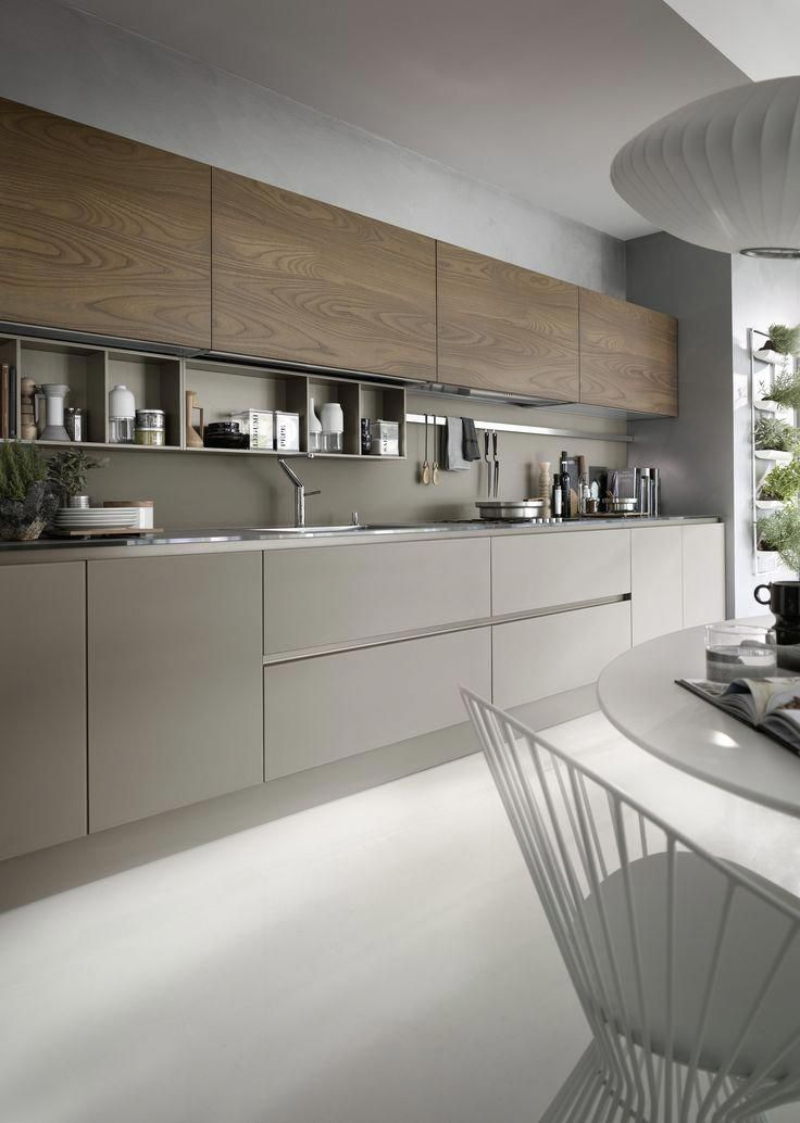 System Collection is a modern kitchen that is easy…