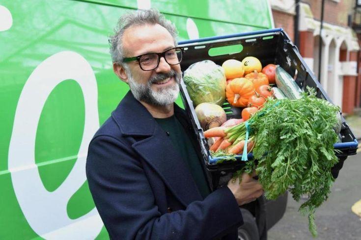 Η ιστορία δεν είναι καινούρια, είναι ένα ταξίδι που ξεκίνησε δυο χρόνια πριν στο Μιλάνο από τον διάσημο chef Massimo Bottura της Osteria Francescana.
