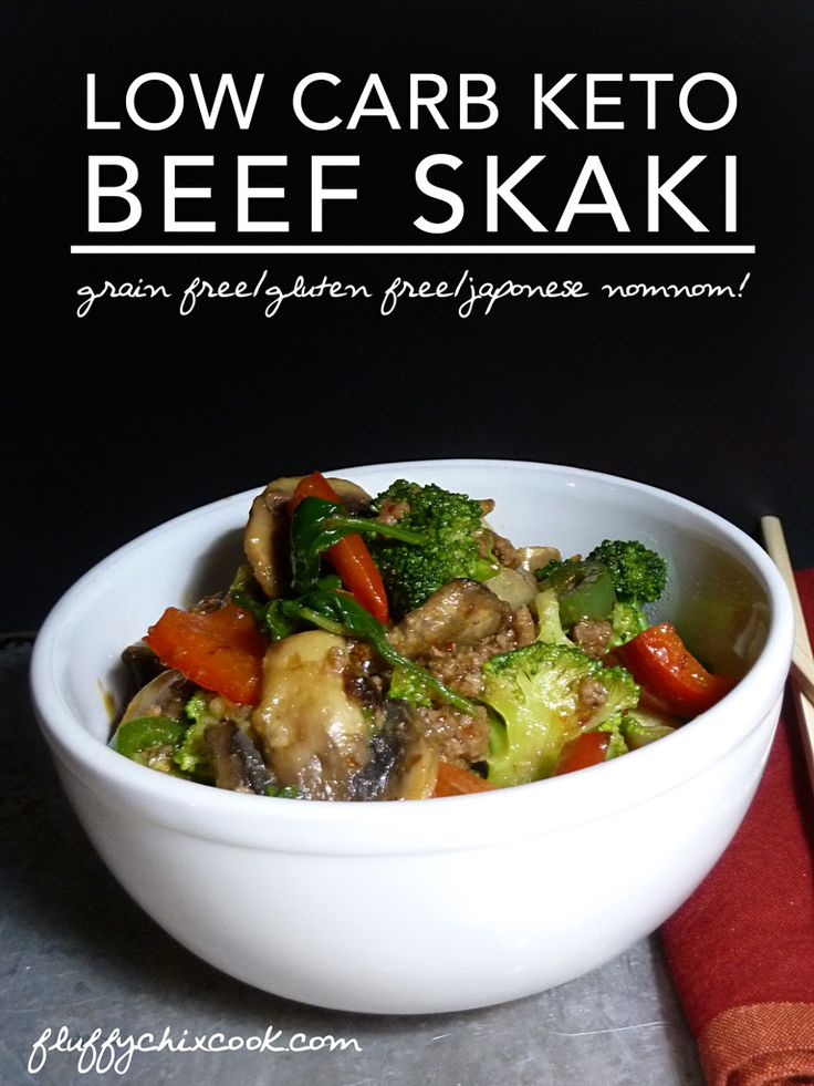 Keto Stir Fry Beef Recipes