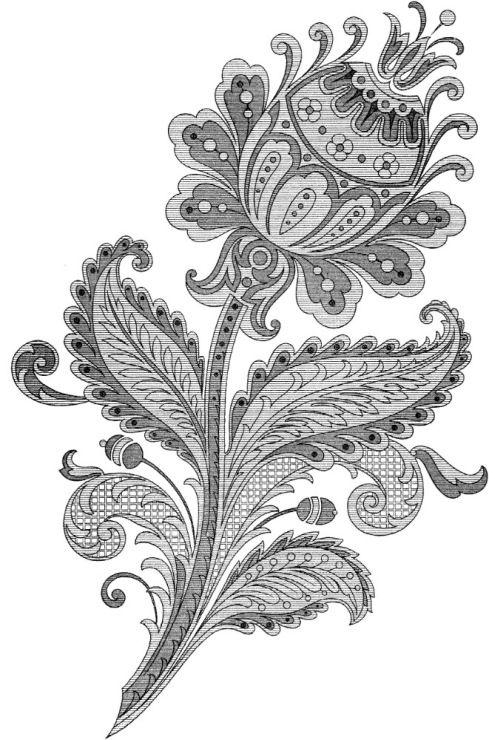 Gallery.ru / Фото #121 - Embroidery II - GWD