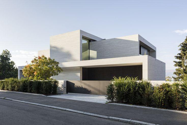 Villa Zürich; Arndt Geiger Herrmann Architekten AG