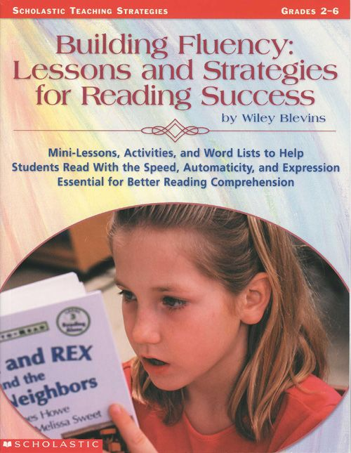 """""""Building Fluency"""" provides lessons and techniques for helping learners read smoothly and free from frustration. The author guides you in finding out the reason for poor reading fluency and gives you a detailed, step-by-step process to help turn slow readers into successful fluent readers. Clear definition of fluency, description of the stages of reading development, ways to access a child's reading level and provide appropriate reading material."""