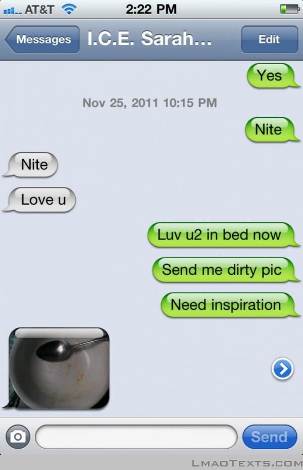 To sexting read conversations How to