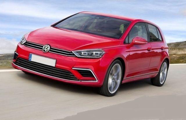 2019 Vw Golf 8 Design Changes Vw Golf Volkswagen Golf R Golf Gti