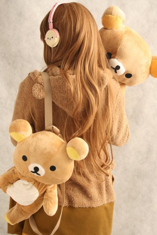 Rilakkuma | So KAWAII | Pinterest