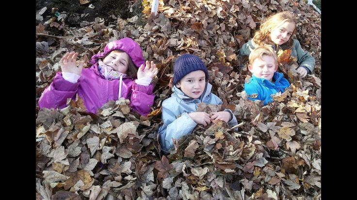 Ven z lavic! Učme děti venku - video pro kampaň Hithit