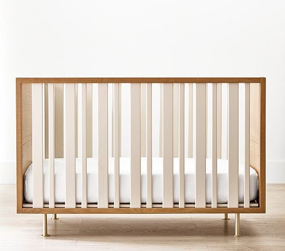 Nursery Works Novella 3 In 1 Convertible Crib Ash