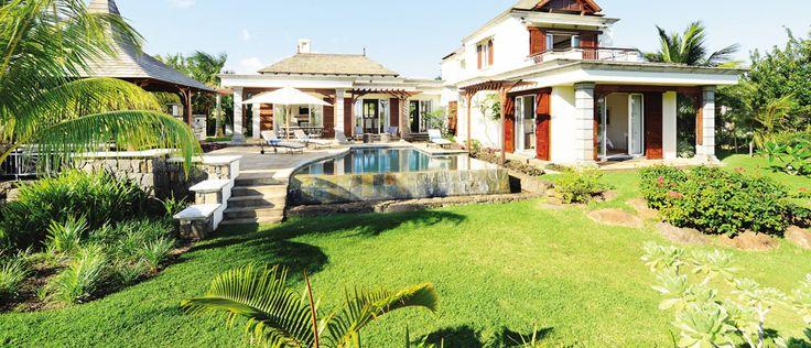 Location Heritage The Villas Bel Ombre