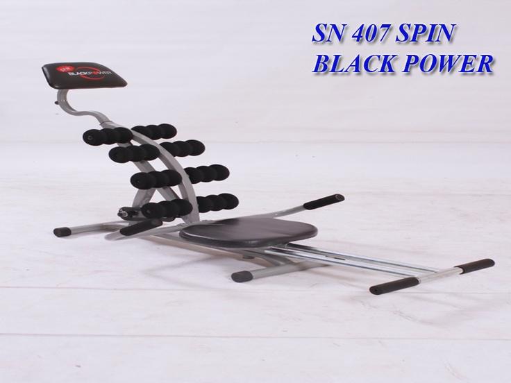 Spin Black Power adalah Alat Olahraga revosiuner untuk mengencangkan otot perut, membentuk perut, pinggang menjadi lebih ramping dan Mengencangkan otot perut dan merampingkan pinggang sehingga tampak padat berisi.
