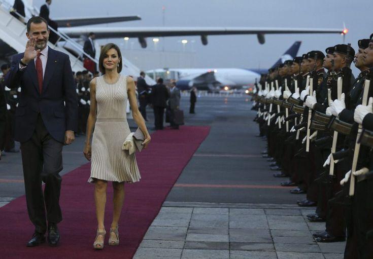 Angélica Rivera y Letizia Ortiz: Dos primeras damas, dos estilos   Estilo   EL PAÍS