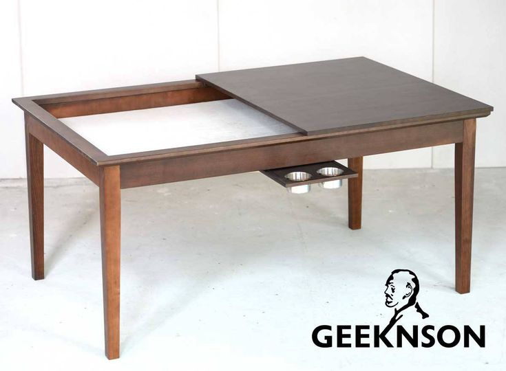 Oscar gaming and dining table - GEEKNSON