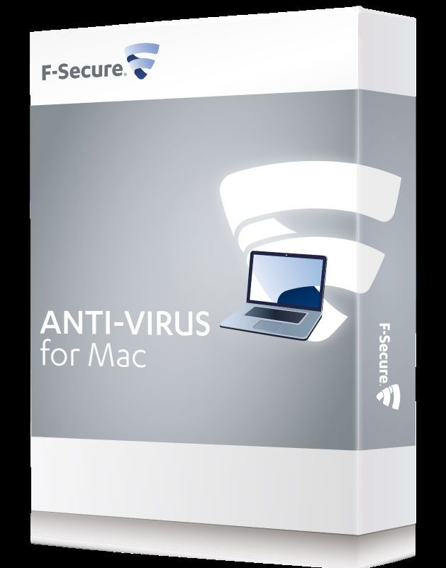 F-Secure AntiVirus 2014 for mac