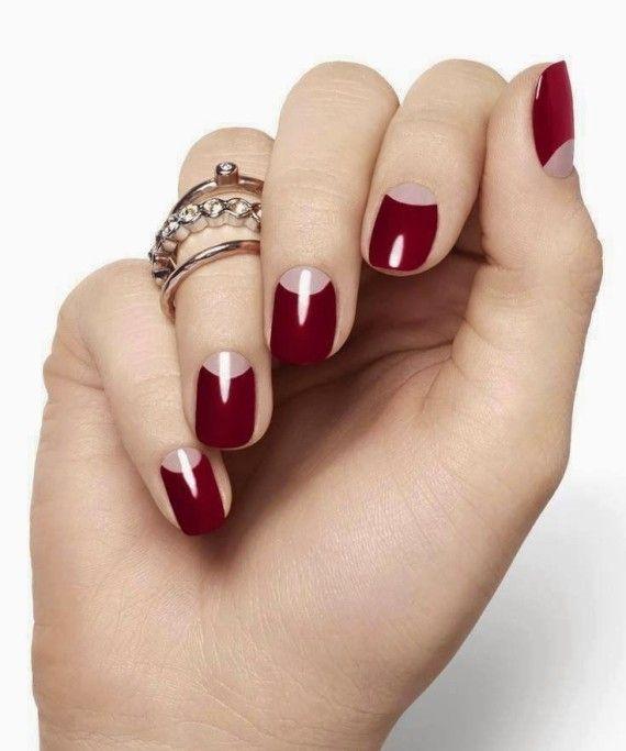 28 Fotos de uñas elegantes para usar en fiestas y eventos importantes | Decoración de Uñas - Manicura y Nail Art