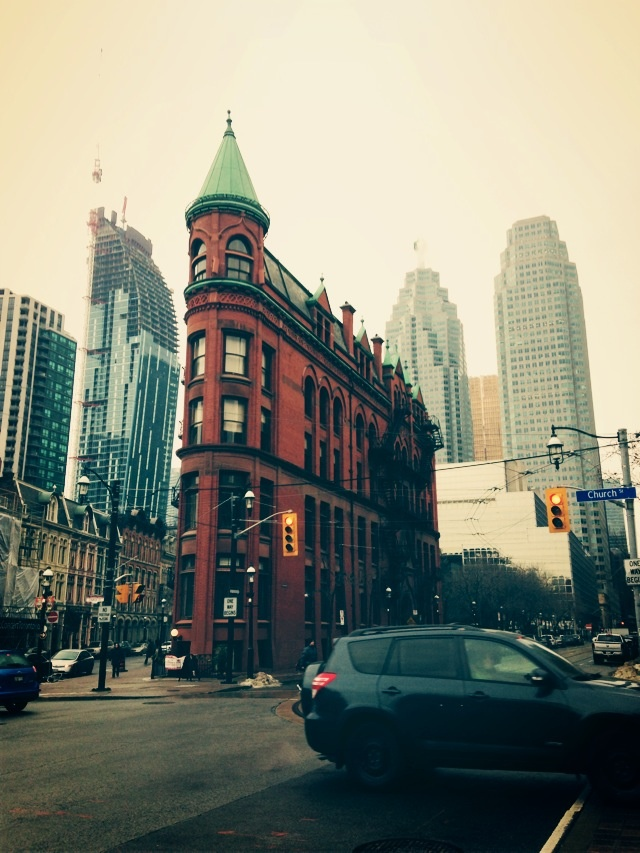 Toronto, Canada  I remember seeing this building when I was there!