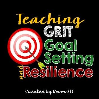 Teaching students to be resilient is no easy task.  What they need is a little grit and a set of tools to help them set goals and work toward achieving them.
