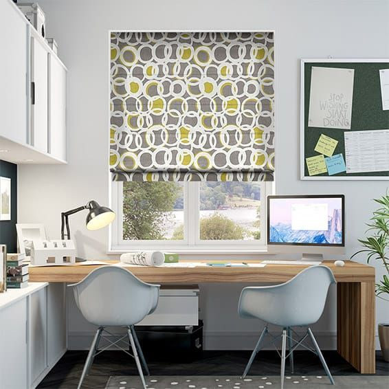 Zsa Zsa Stone Roman Blind%20from%20Blinds%202go