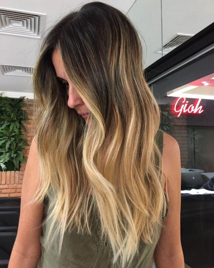 Mechas + hair contour por Anderson Couto