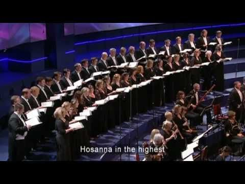 Bach - Mass in B minor (Proms 2012) OK so this is one of my faves and I like a good performance which this is