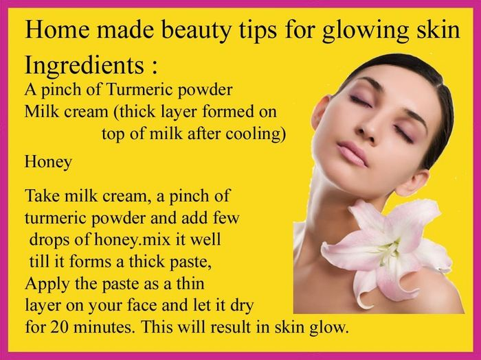 beauty tips from home  - Beauty tips in hindi for face homemade for glowing skin fairness ...