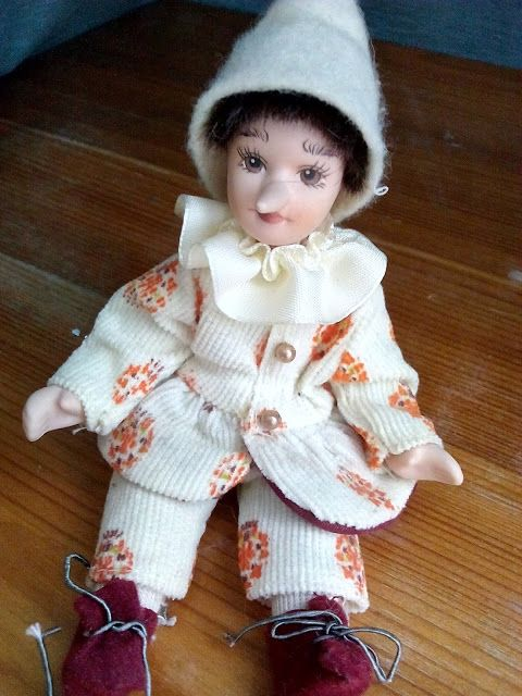 porcelain doll , lalkizporcelanyy.blogspot.com , miniatures, dollhouse