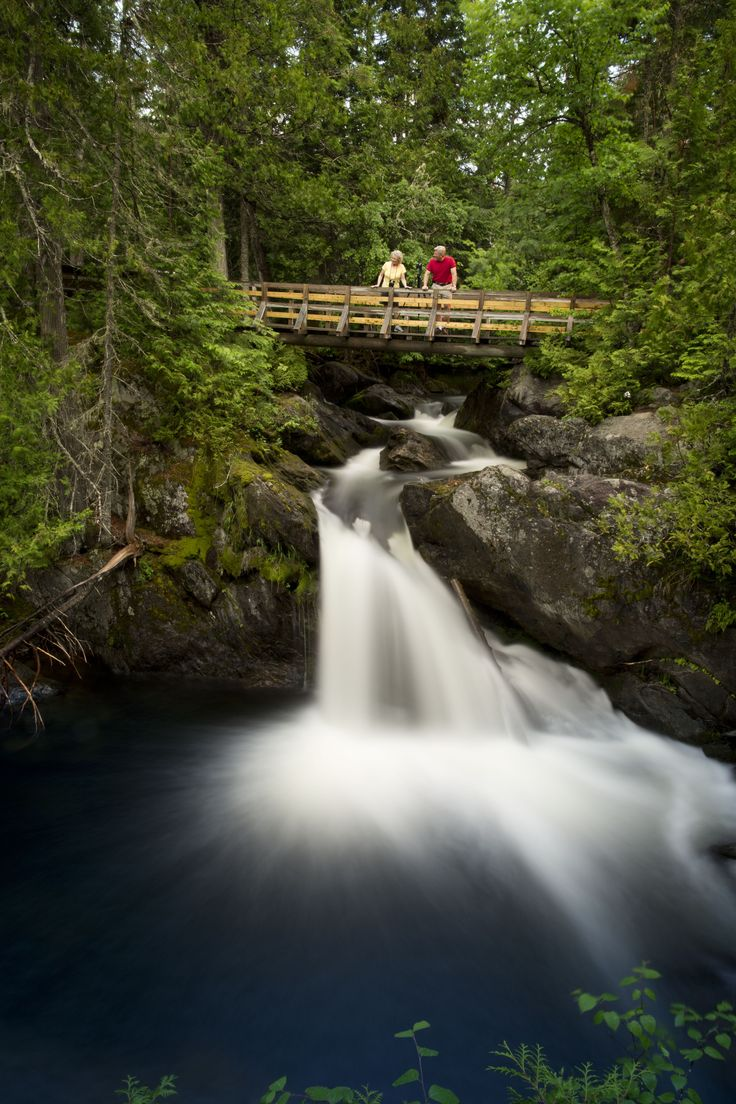 A challenging mix of Acadian woods and mountain peaks, Mount Carleton Provincial Park has more than 17,000 ha of pristine wilderness waiting for you to explore. #NBParks