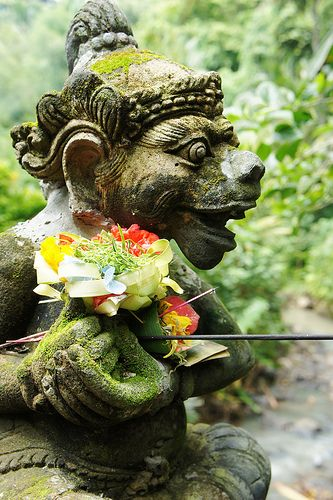 Bali, Lovina Tour, Hot spring